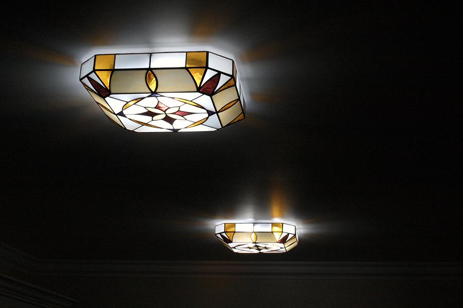 Plafoniere Living : Corpuri de iluminat artbient.ro