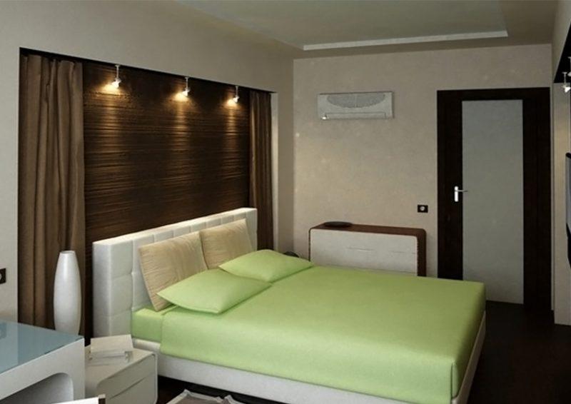 amenajare dormitor - ansamblu