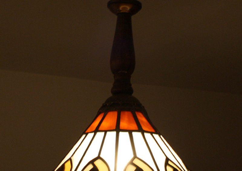 candelabre tiffany - ansamblu