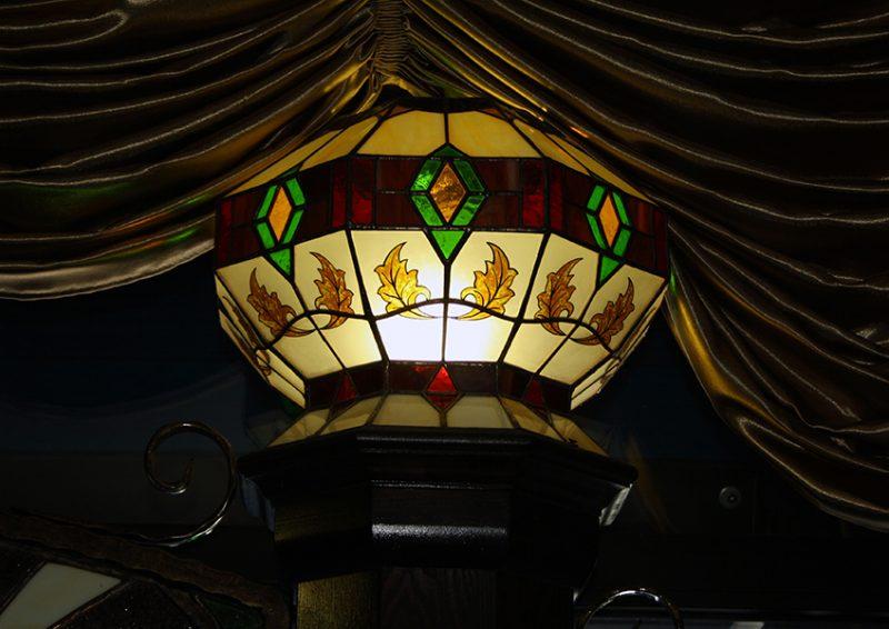 corpuri de iluminat - detaliu