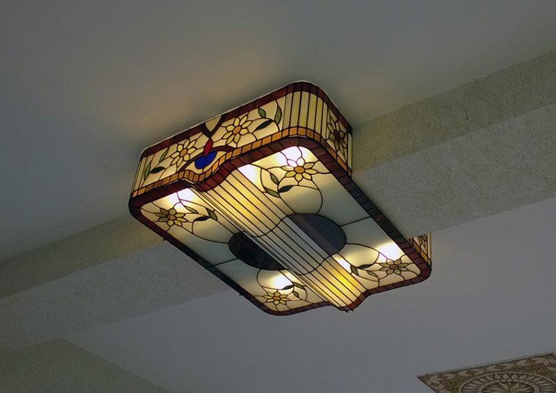 corpuri iluminat exterior - detaliu