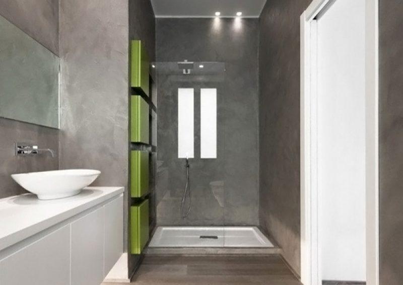 design baie minimalista - ansamblu