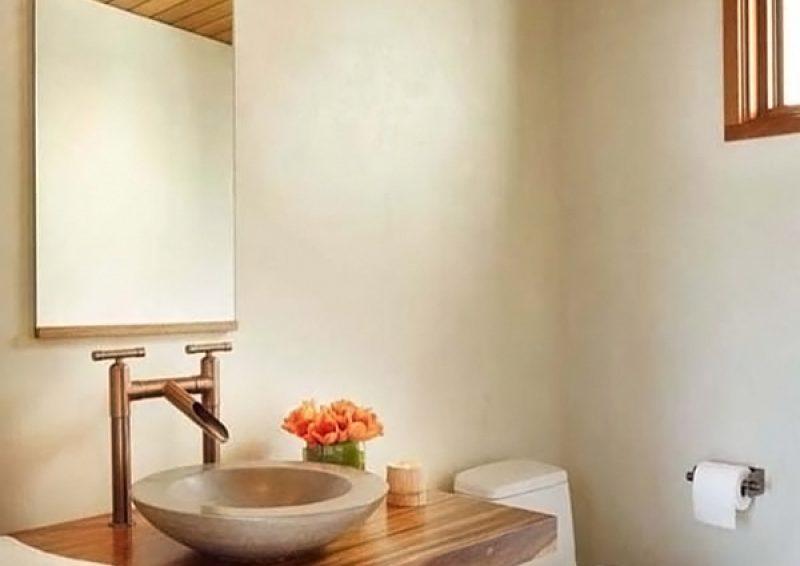 design interior - baie clasica