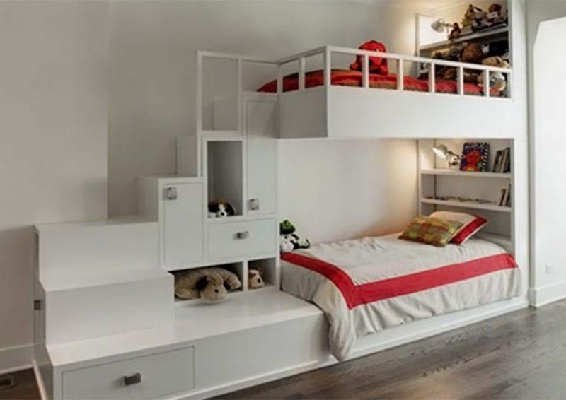 design interior - camera copii