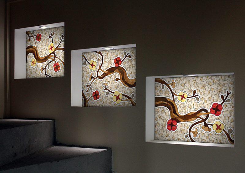 mozaic decorativ 1
