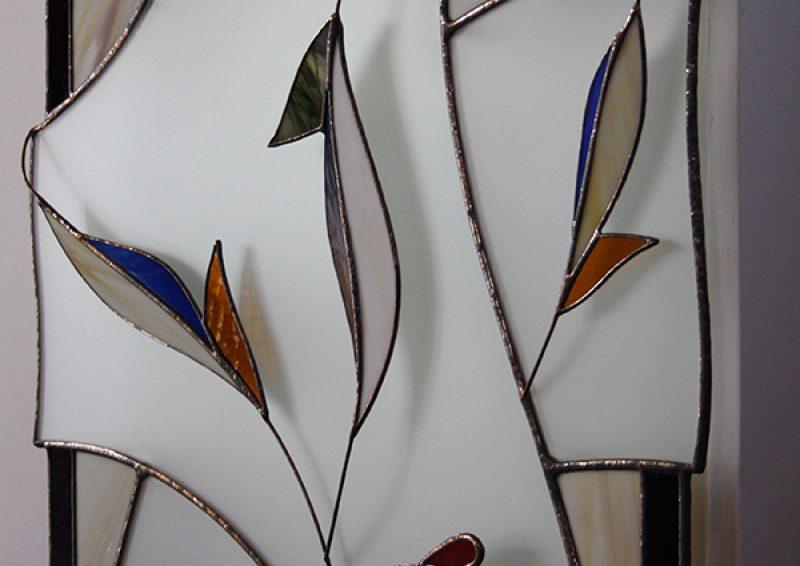 panouri vitralii - detaliu 2