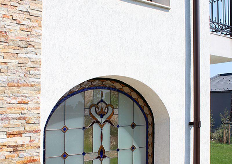vitralii exterior - detaliu 3