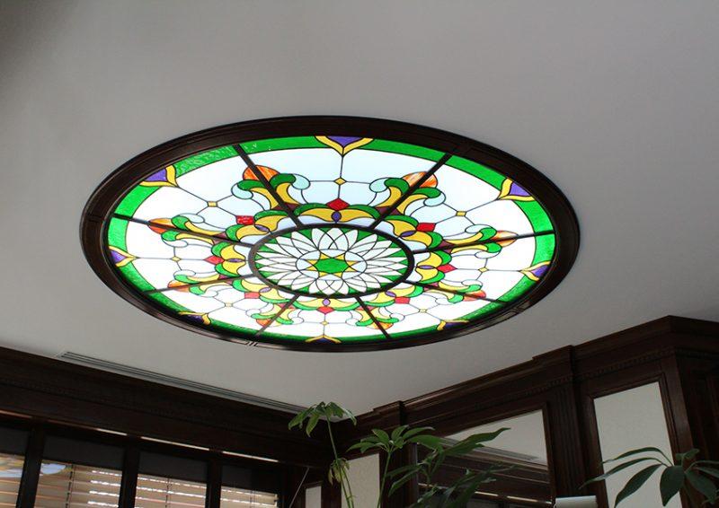 vitraliu clasic - luminator