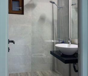 amenajare baie de serviciu
