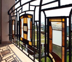 balustrada balcon - detaliu 1