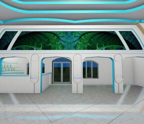 design interior - sala evenimente 6