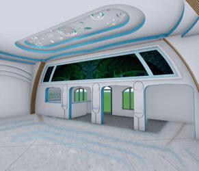 design interior - sala evenimente 7