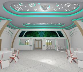 design interior - sala evenimente 8