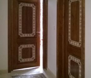 intarsii mozaic - ansamblu