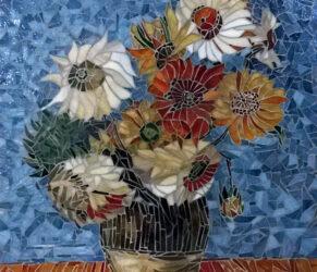 mozaic Brasov
