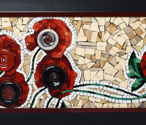 mozaic Iasi