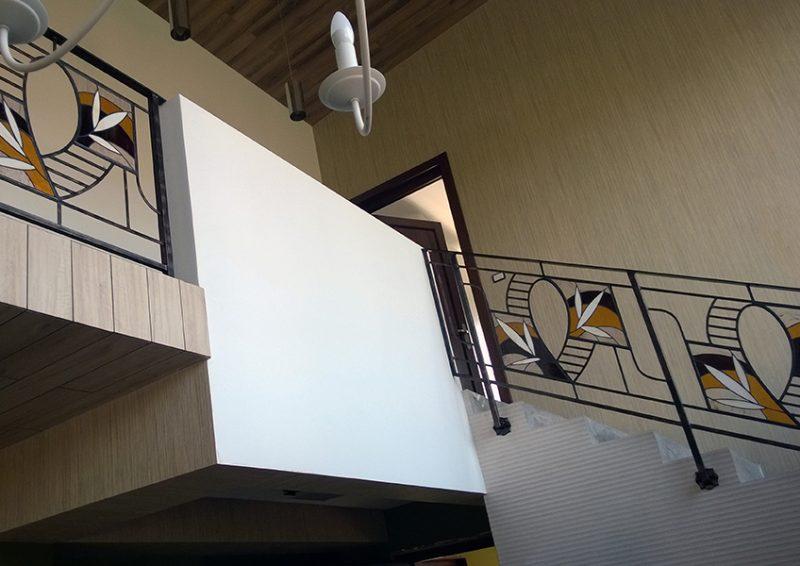 balustrada moderna - final