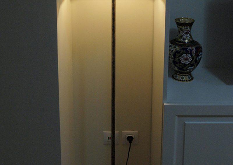 lampadar - ansamblu
