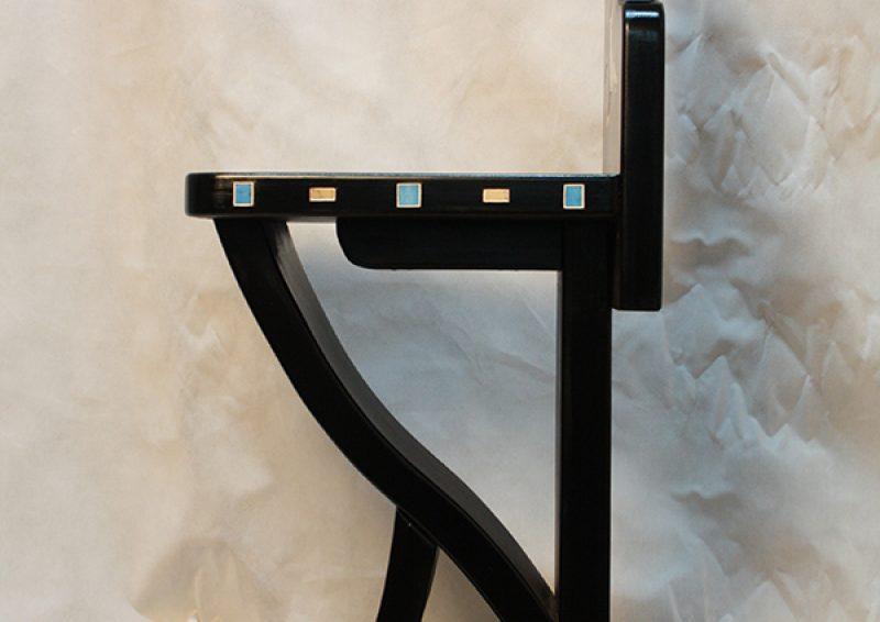 scaun lemn masiv - detaliu 3