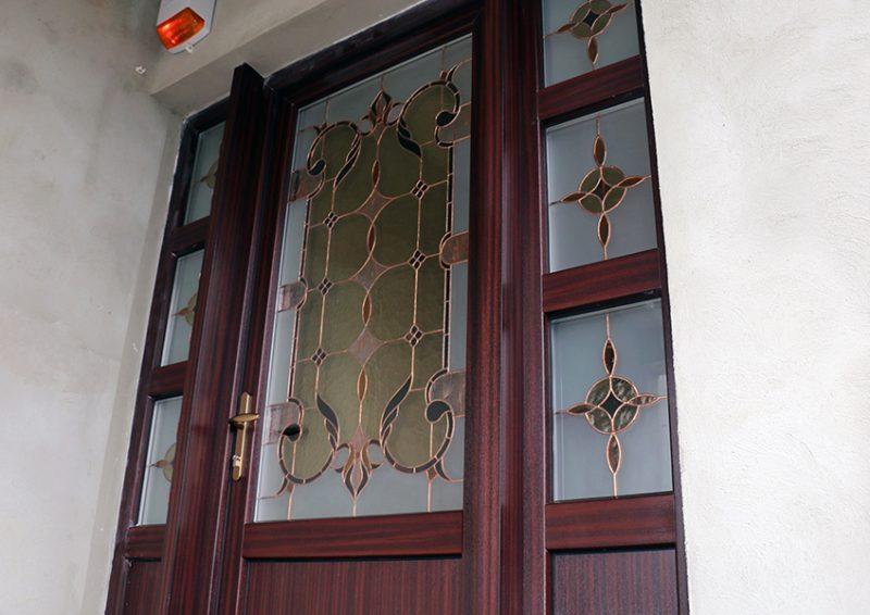 vitralii Bucuresti - detaliu 3