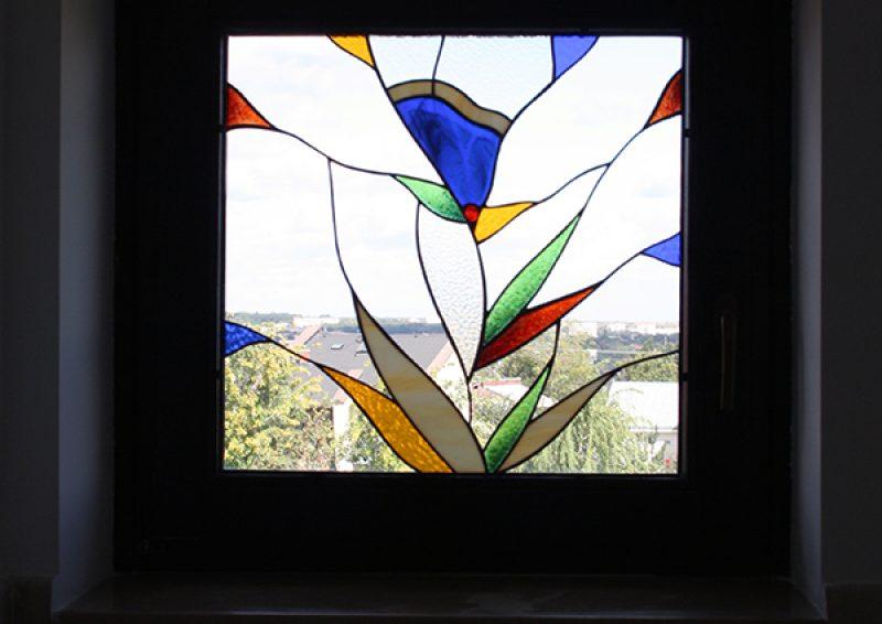 vitralii ferestre - detaliu 2