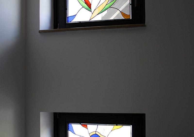 vitralii ferestre - detaliu 3