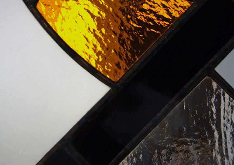 vitraliu decorativ - detaliu 3