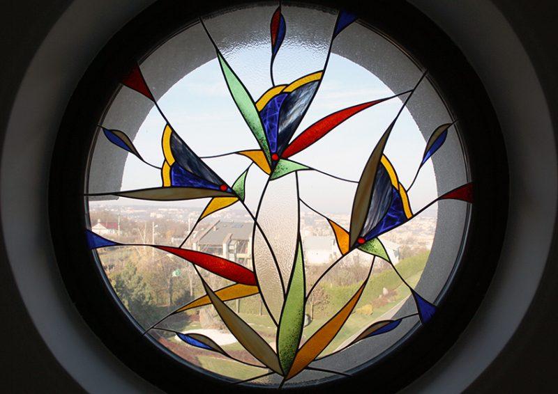 vitraliu fereastra - ansamblu